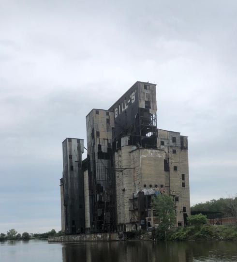 Buffalo factory